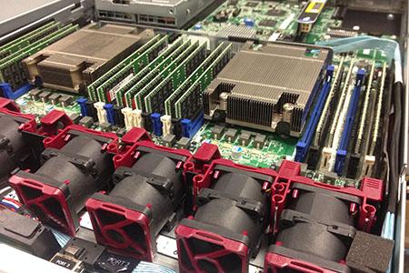 tech center server